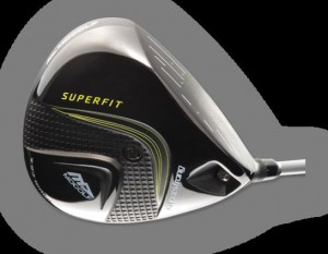 md golf superstrong superfit ti