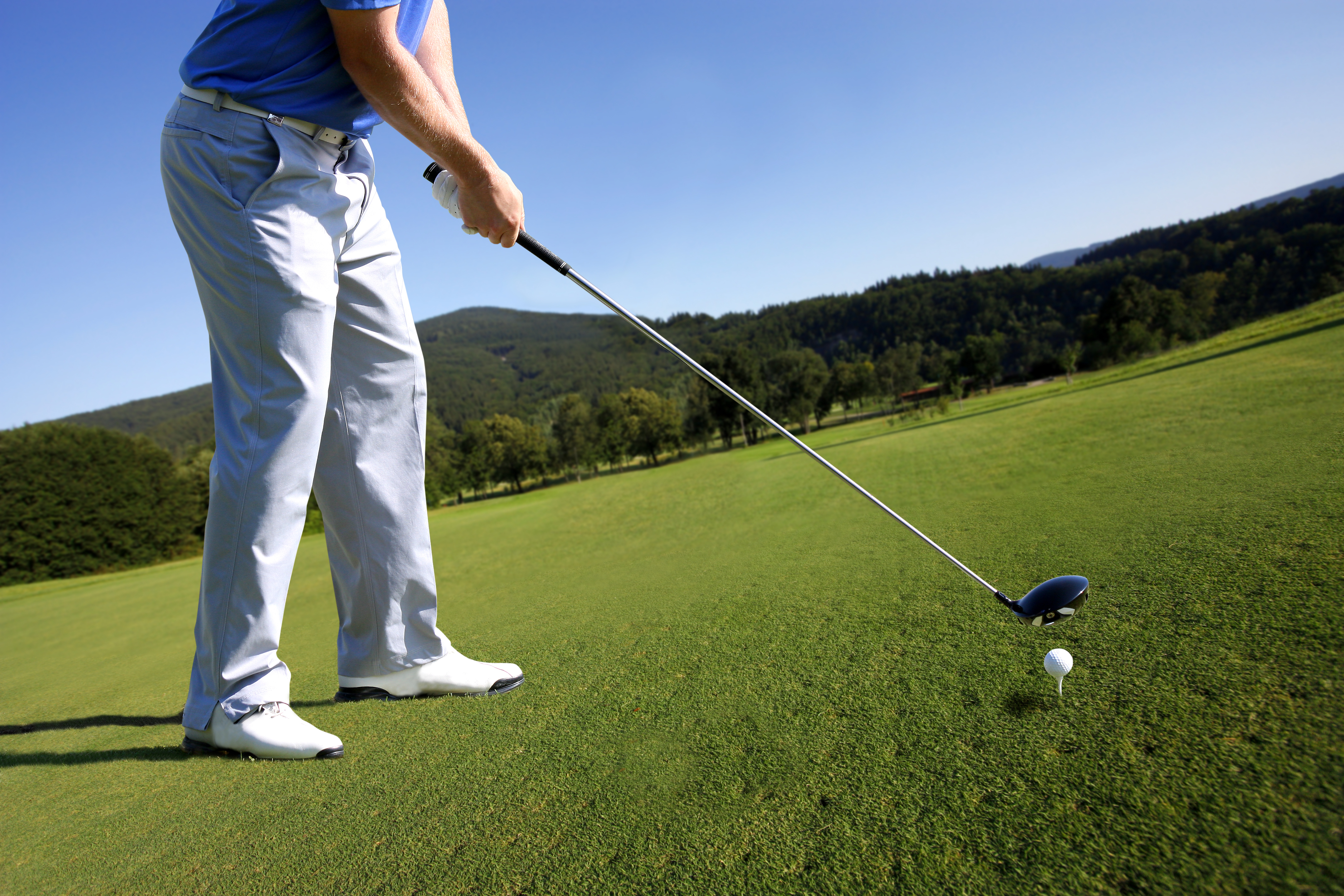 5 ways to hit a golf ball further in 2015
