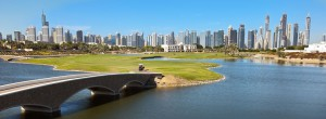 Golf in the UAE