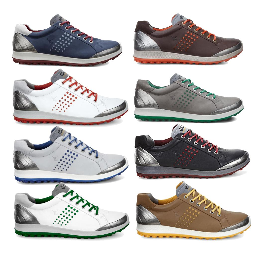 Ecco Casual Golf Shoes