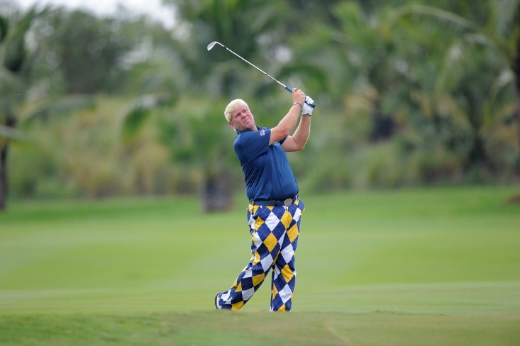 craziest golfing outfits