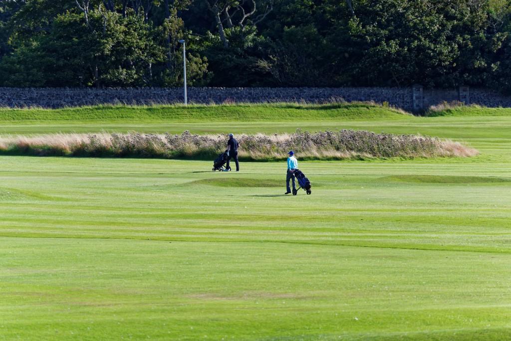 amateur golf