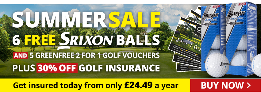 Golf Care offer