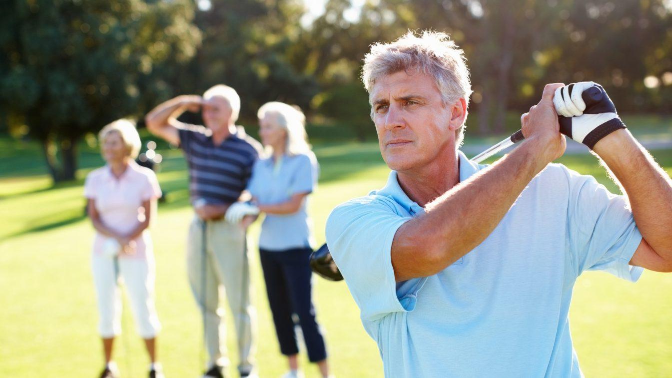 training tips for senior golfers
