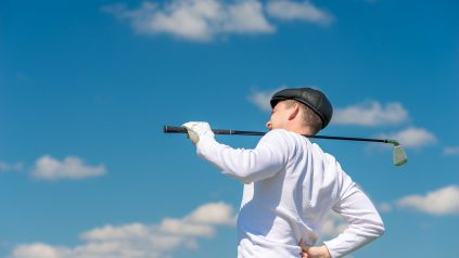 common golf injuries