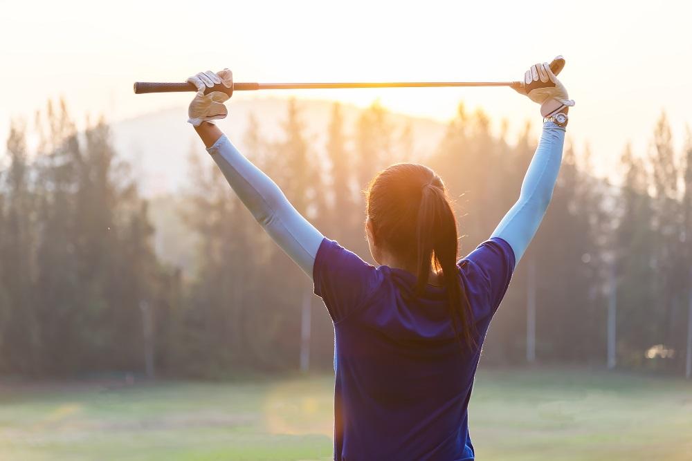golfing warm up exercises