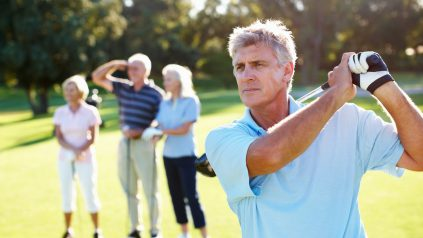 training tips for senior golfers