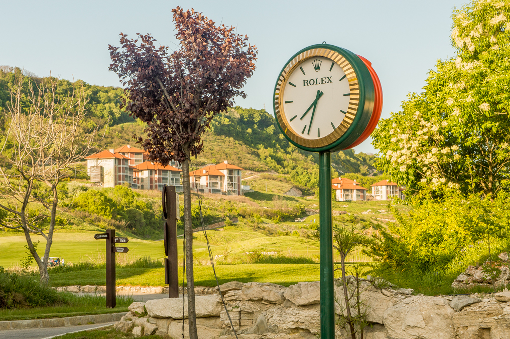 best golf courses in europe