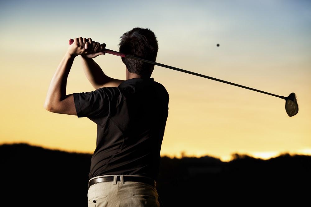 health benefits of golf