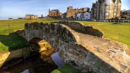 planning a golf trip to scotland