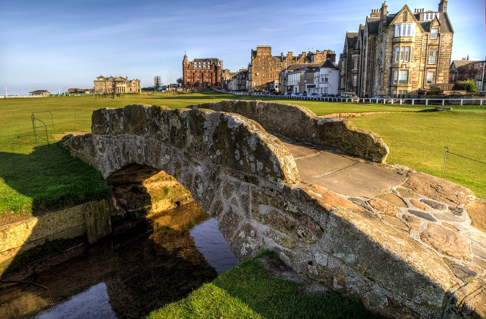 planning a golf trip to scotland