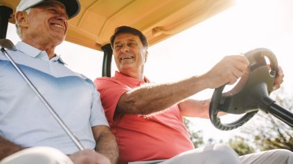 exercises for senior golfers