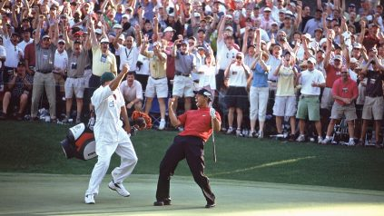 best shots in masters history