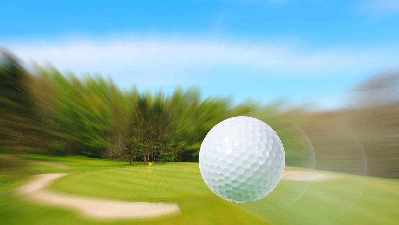 how to lower ball flight golf