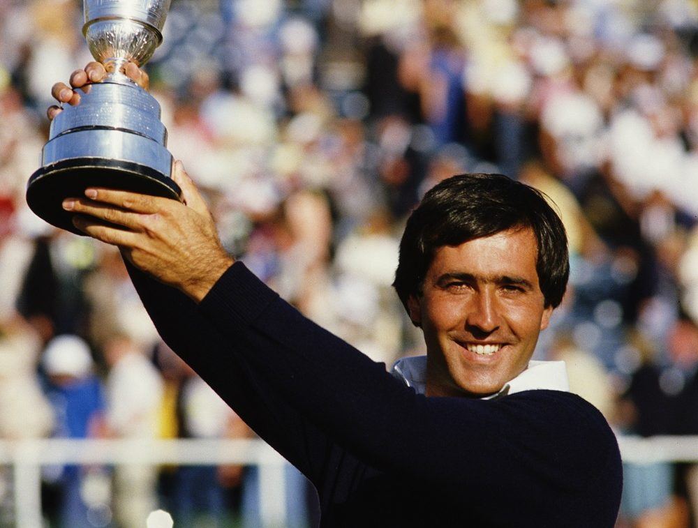 seve ballesteros tribute