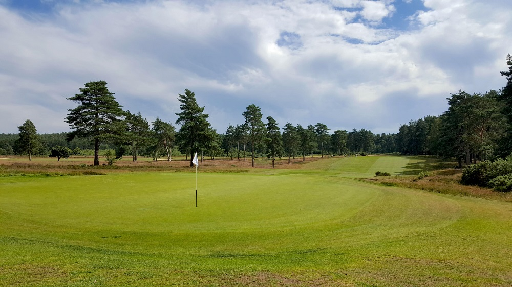 best golf courses surrey