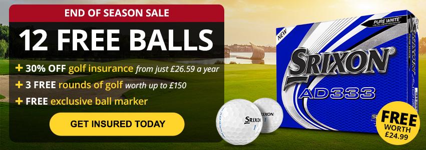 Golf Care offer