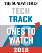 Sunday Times Tech Track ones to watch award