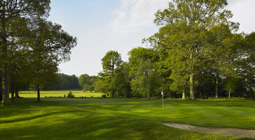 Lingfield Park, Surrey, A Marriott Hotel & Country Club