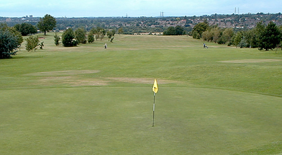 Hill Top A mytime golf course