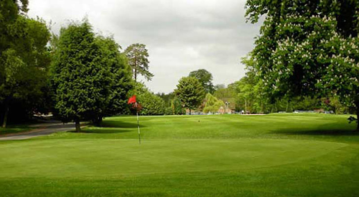 Aldwark Manor, QHotel Golf