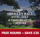 The Shrigley Hall Hotel