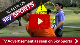 Golf Care Sky TV advert