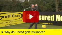 Why do I need golf insurance