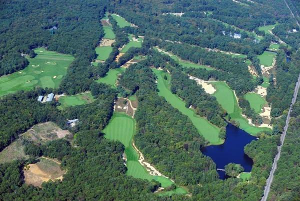 pine valley golf course