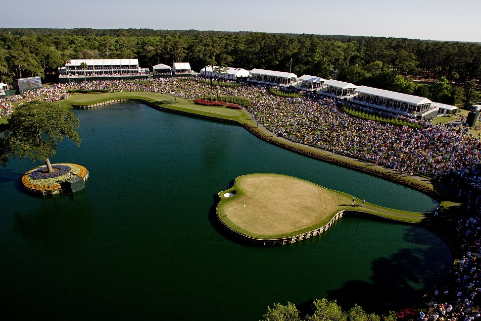 Top 5 golf courses in USA