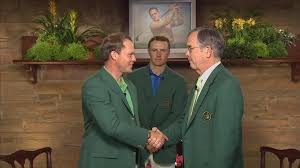 Danny Willett won the 2016 Masters